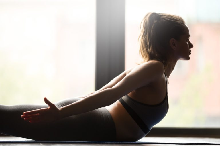 High-Elastic Multi-Segment Yoga-Assisted Stretching Belt Yoga Products BI