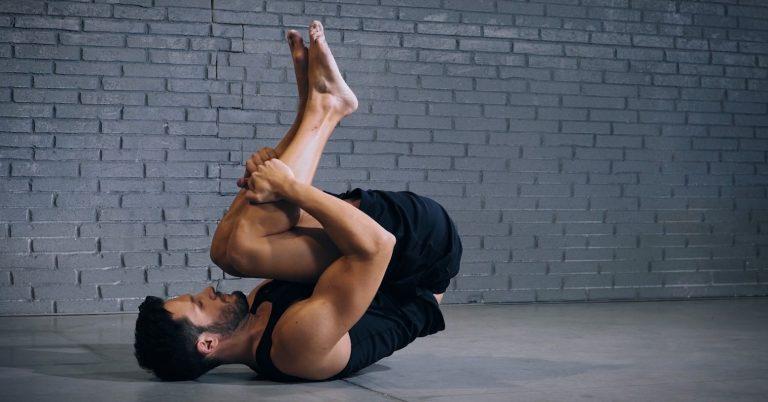 Routine Sport plötzlichen Gewichtsverlust